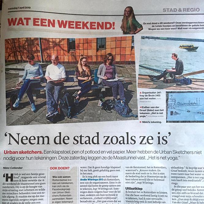 Algemeen Dagblad Rotterdam