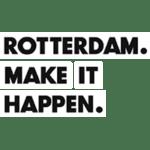 Logo ROTTERDAM. MAKE IT HAPPEN.